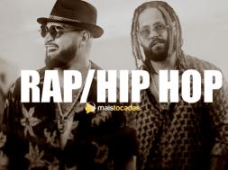 Rap e Hip-Hop Mais Tocados 2020