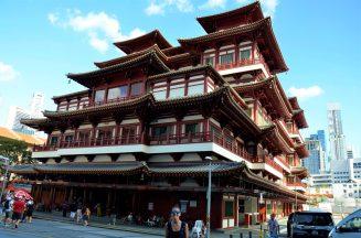 Templo da Relíquia do Dente de Buda em Singapura, Buddha Tooth Relic Temple and Museum