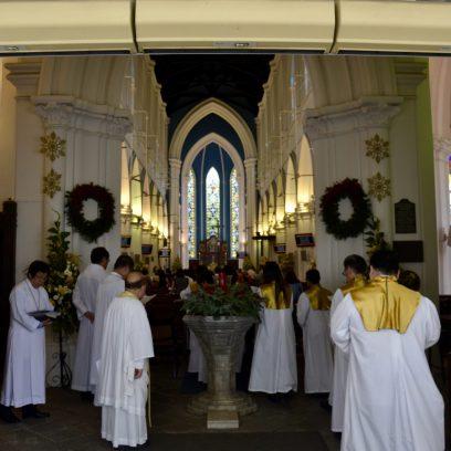 Catedral de Santo André Singapura