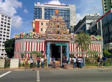 Templo Sri Veeramakaliamman