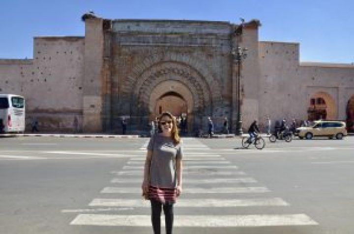 Portão Bab Agnaou, Bab Agnaou, Nadia Ramanauskas