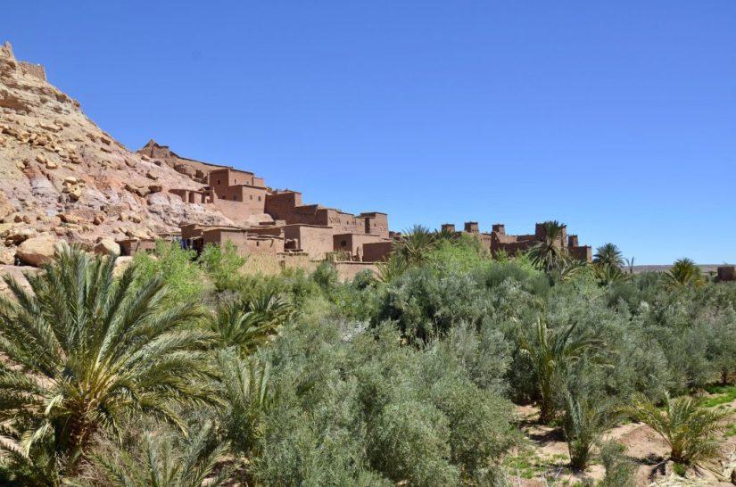 Kasbah Ait Benhaddou, Marrocos
