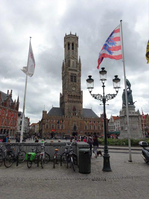 Belfry de Bruges