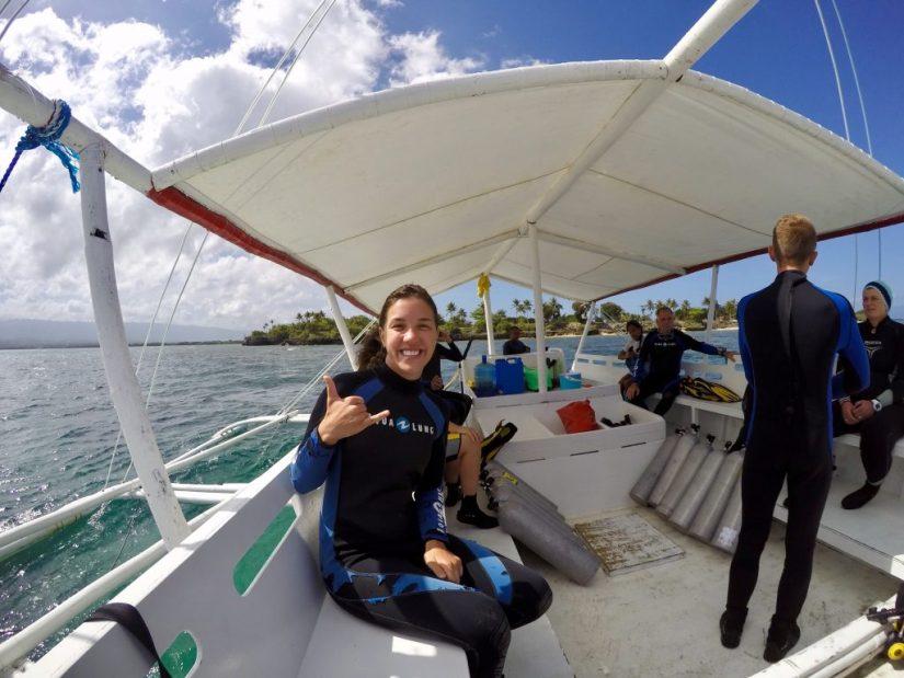 PADI, mergulhadores de mar aberto