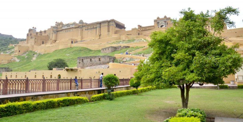Forte de Amber em Jaipur