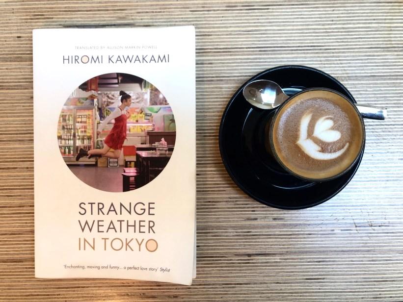 Livro do Japão, Strange Weather in Tokyo, Hiromi Kawakami