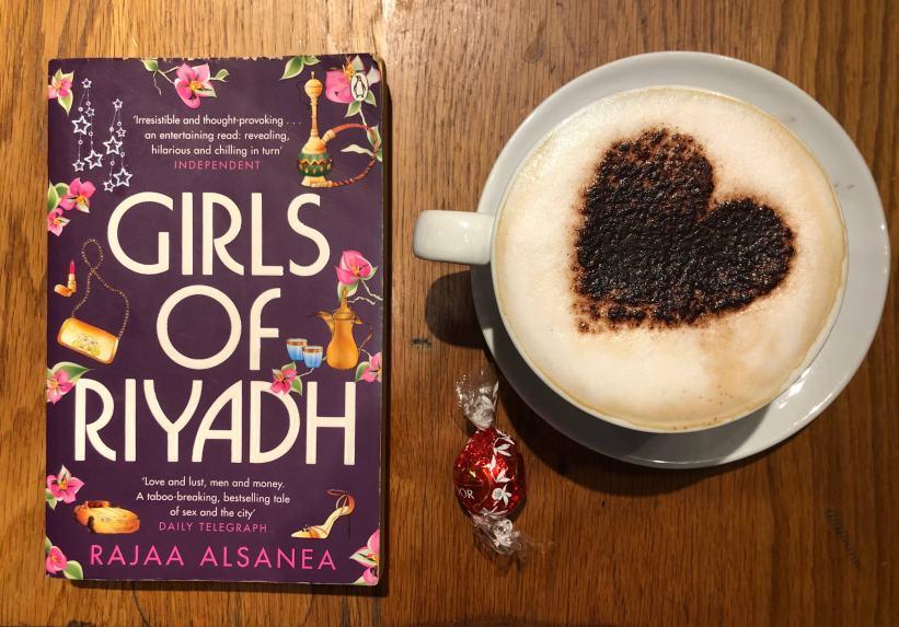 Livro da Arábia Saudita, Girls of Riyadh by Rajaa Alsanea