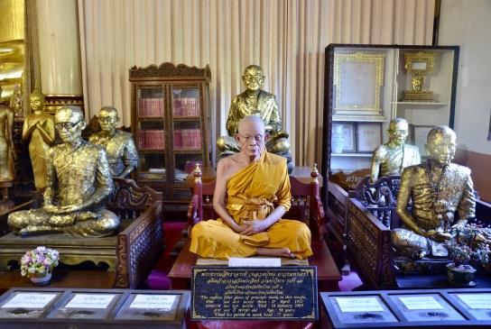 Templo Wat Phra Singh, na Tailândia