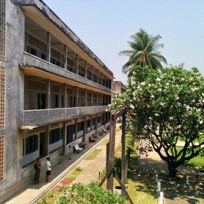 Museu Do Genocídio Tuol Sleng, em Phnom Penh
