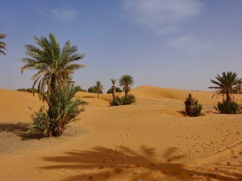 Merzouga, Deserto do Saara, Marrocos