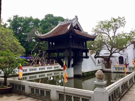 One Pillar Pagoda, Vietnã