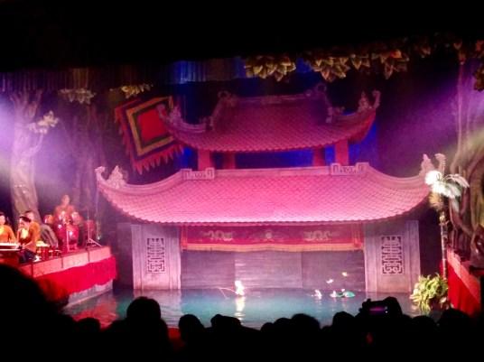 Teatro Thang Long de marionetes de água, Vietnã