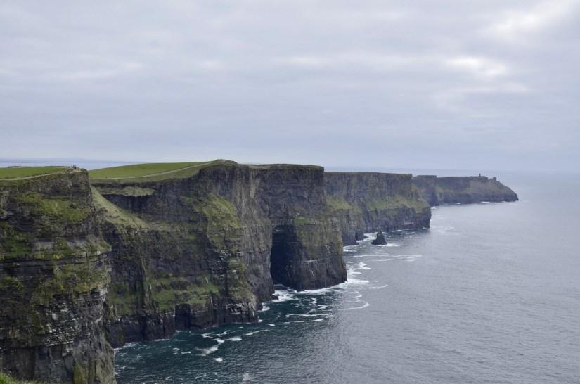 Tour para os Cliffs of Moher, na Irlanda
