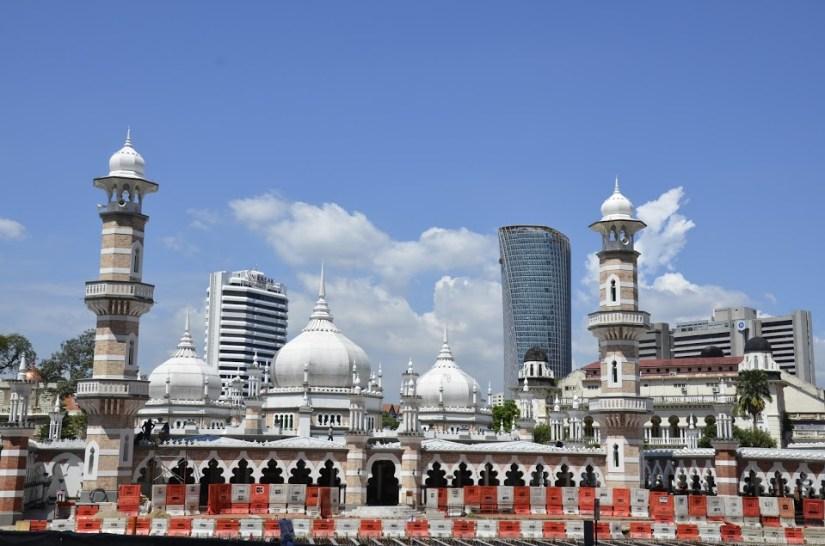 Masjid Jamek - Mesquita Jamek