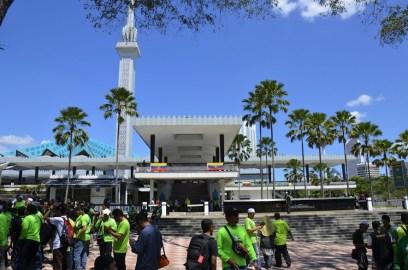 Masjid Negara - Mesquita Nacional da Malásia