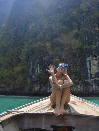 Maya Bay, Tailândia