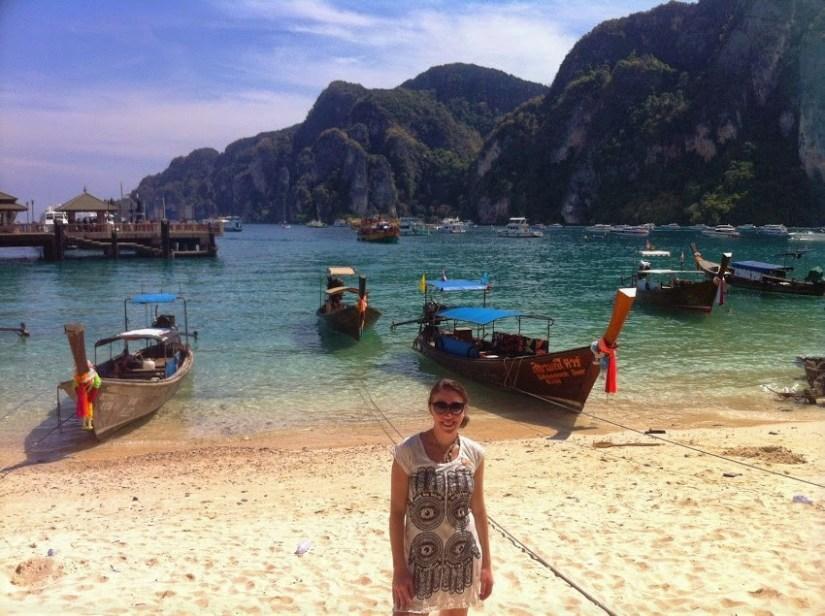 Ton Sai Beach, Koh Phi Phi Don