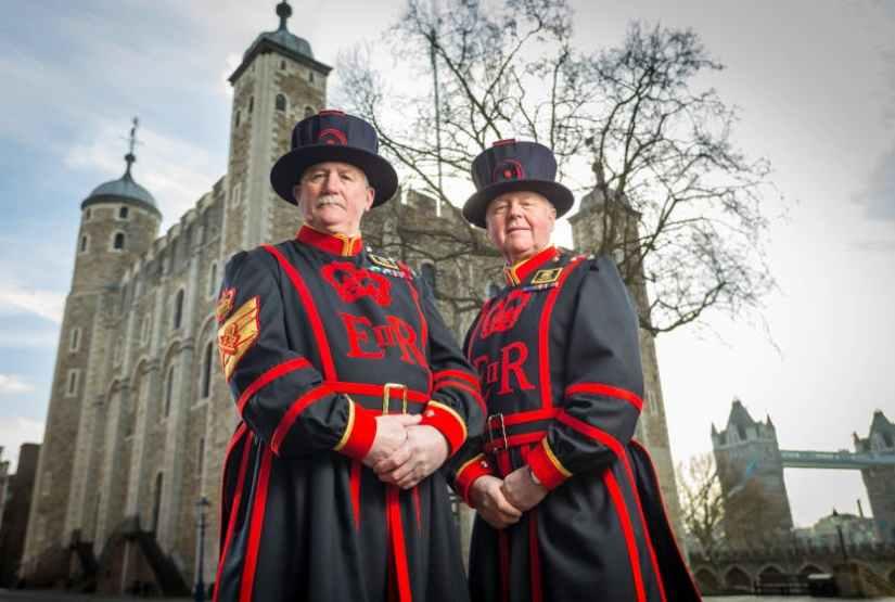Yeoman Guardas da Torre