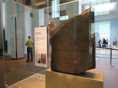Museu Britânico Rosetta Stone