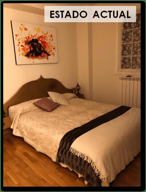 1. Renovar una habitación sin cambiar mobiliario