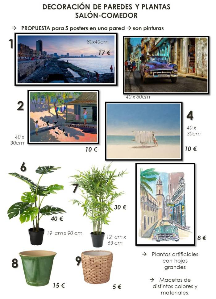 Cómo decorar un apartamento turístico11