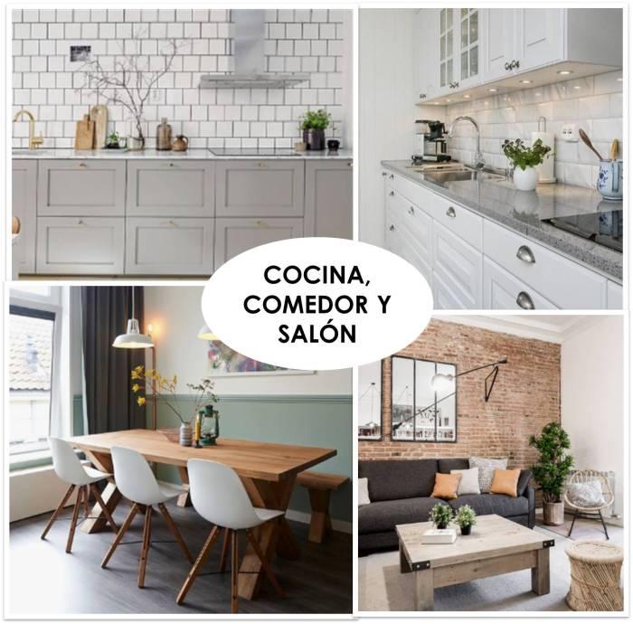Panel de inspiración o moodboard para definir el estilo y decoración de mi casa1