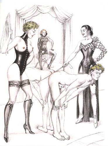 Bernard Montorgueil - Le chevalet de Madame de Brandes