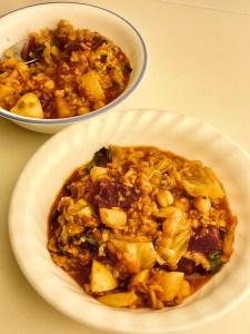 Babcia Stew (plant-based, gluten-free)