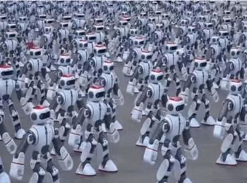 इटालीमा रोबोट फौज