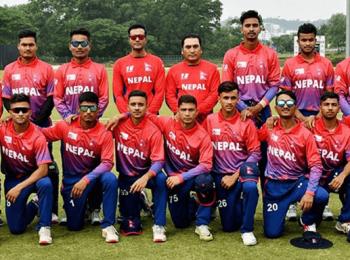 यू-१९ एशिया कपका लागि नेपाली टोलीको चयन