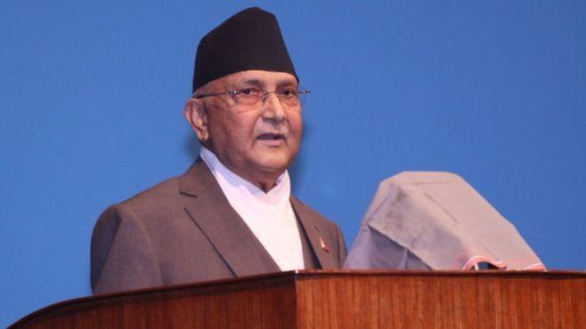 निरोगी नेपाल निर्माणमा आयुर्वेद : प्रधानमन्त्री केपी शर्मा ओली