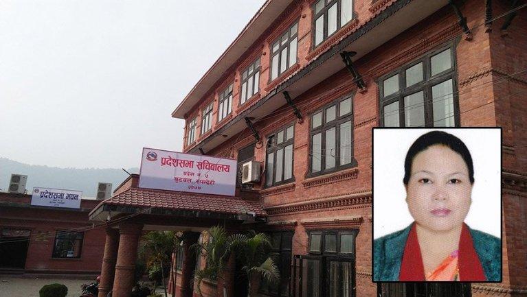 लुम्बिनी प्रदेशका उपसभामुखसहित ३५ जनामा कोरोना