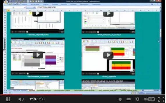 Excel 2007 exemple interface vidéo