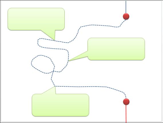 POWERPOINT_2013_EX_TIMELINES_V_ORIGINALE Powerpoint 2013 : Comment faire une Timeline Originale sur Powerpoint en moins de 5 min.