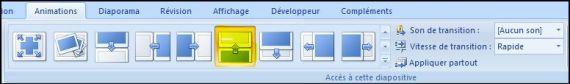 Powerpoint 2007 : Comment faire une matrice SWOT sur Powerpoint en moins de 10 min. POWERPOINT_2013_EX_MATRICE_SWOT