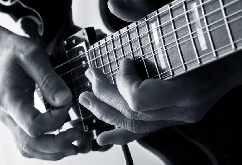 solo de guitare jazz