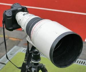 Téléobjectif Canon