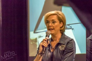 conférence Sophie Thibault, Salon de la photo. Laval, Qc