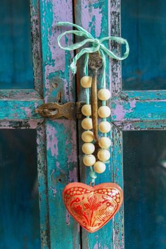 Handpainted hangers