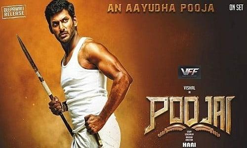 poojai tamil movie