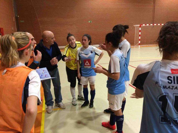 """Fútbol sala femenino: """"Monchi"""" retoma el banquillo del Majadahonda Afar 4 tras la salida de Javier Lázaro"""
