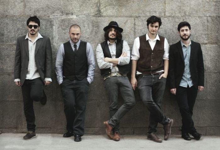 Los majariegos Jorge Rodríguez y Miguel Galván presentan en marzo el nuevo disco de Memphis Train