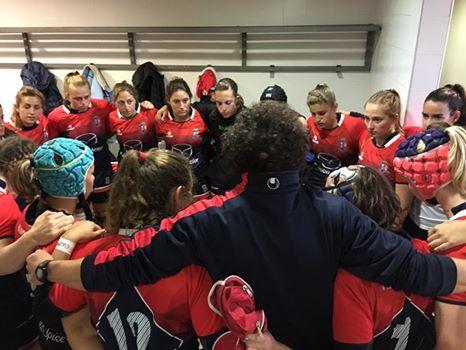 Rugby Femenino: CR Majadahonda dominó la posesión, el juego y el ritmo pero Olímpico se llevó la semifinal (17-0)