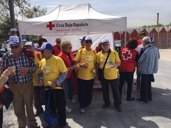 """Majadahonda asiste este miércoles a la """"Marcha de Mayores"""": 1.000 personas y 9 km de Las Rozas a Las Matas"""