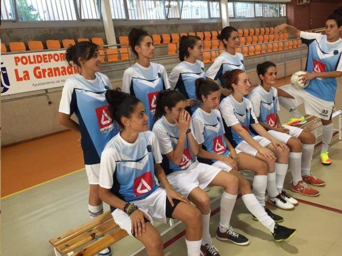 Fútbol sala femenino: Majadahonda A golea al Rubí (6-1) y el B se alza líder tras ganar en Fuenlabrada (1-7)