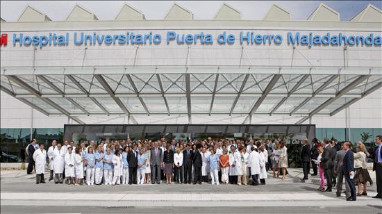 Puerta de Hierro Majadahonda es el 6º hospital más elegido por los madrileños
