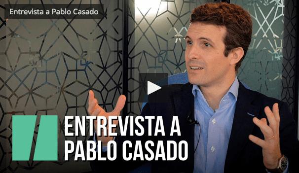 """Pablo Casado sobre el PP de Majadahonda: """"quien la haya hecho, lo pagará"""""""