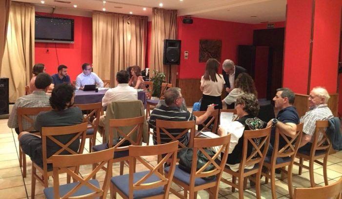 Ciudadanos celebra Asamblea en Majadahonda y rechaza la moción de censura en Valdemoro