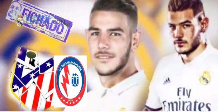 """Rayo Majadahonda reclama """"una compensación"""" al At. Madrid por Theo (Real Madrid) si renuncia al 8%"""