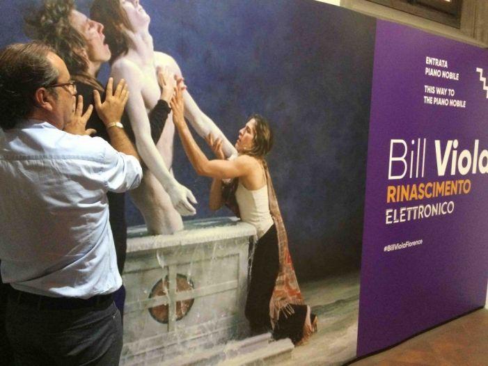 Bill Viola ultimissimo (Florencia): el Renacimiento es un video invisible
